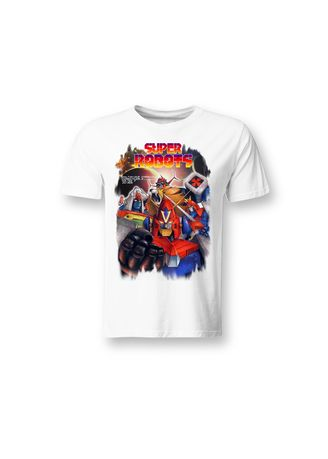 White color T-Shirts and Polos . Guitar Apparel Daimos Printed T-Shirt -