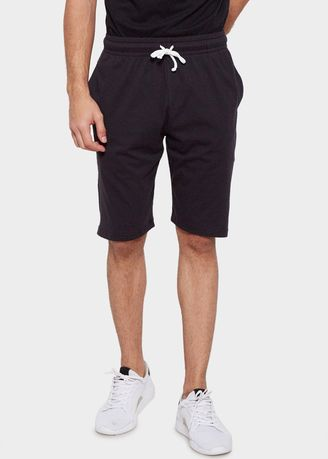 Black color Shorts & 3/4ths . YEGE Knit Shorts 90715 -