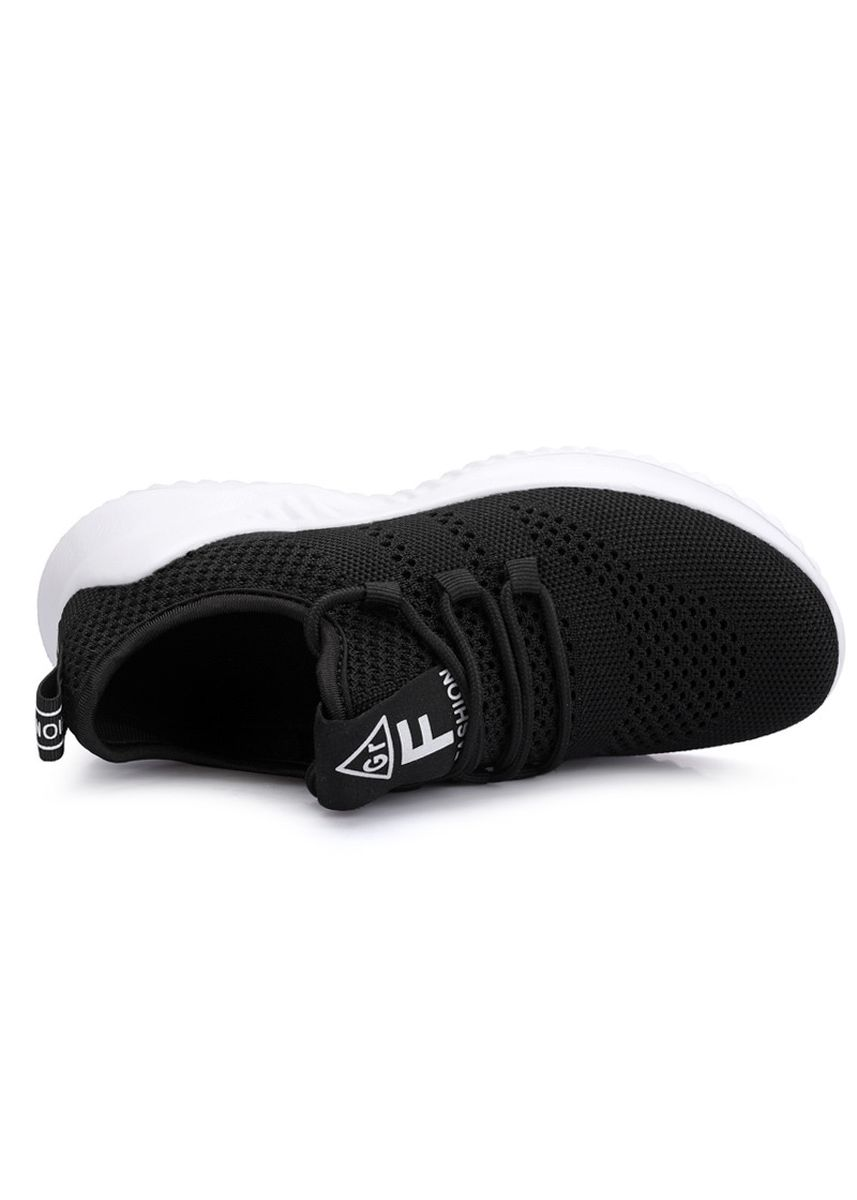 Black color Sports Shoes . Leisure and sports shoes -