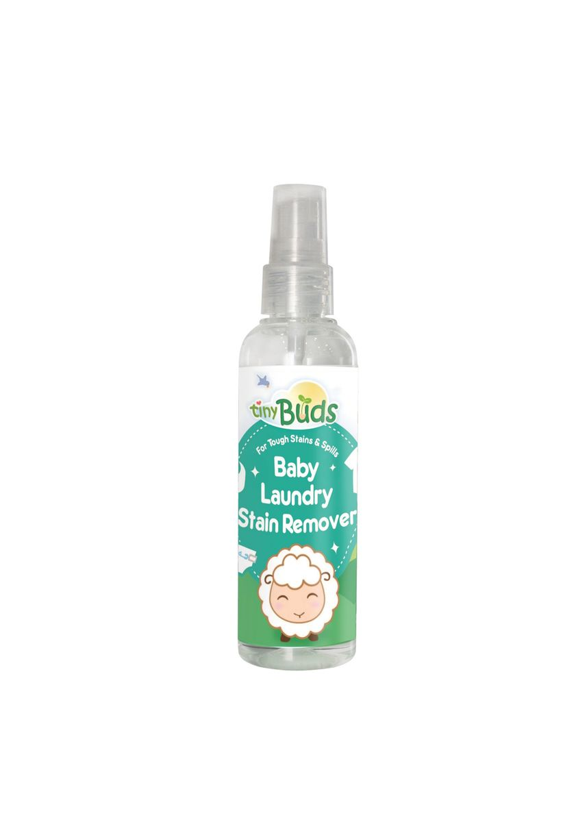 White color Others . Tiny Buds Baby Pocket Sized Stain Remover, 100ml -