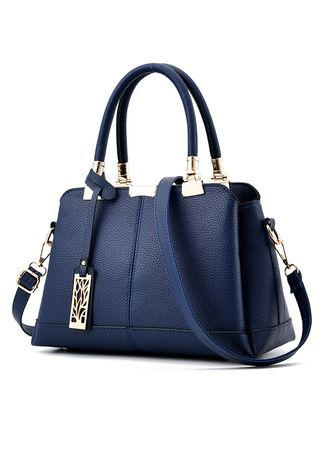 Navy color Hand Bags . Women Style Fashion Sweet Hand Bag -