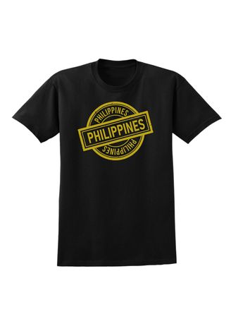 Black color T-Shirts and Polos . AC Prints Unisex Printed T-Shirt -