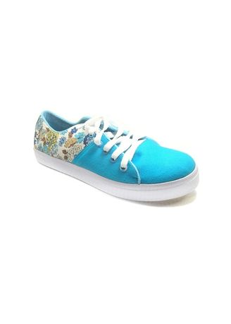 Casual Shoes . Beauty Shoes 1150 Slip On Blue -