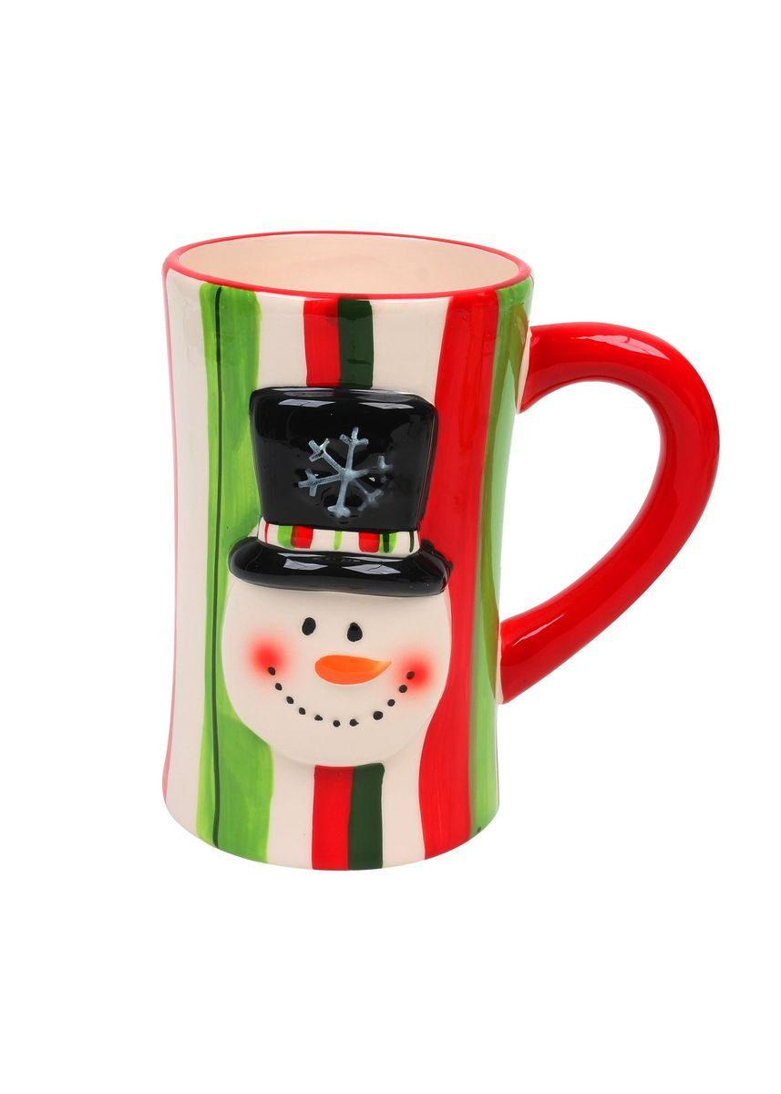 Multi color Kitchen . Wallmark Merry & Bright Collectible Soldier Christmas Mug -