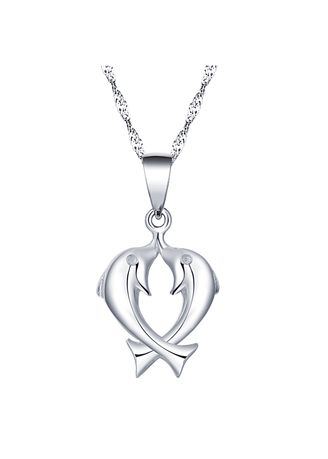 Other . Silver Kingdom Original 92.5 Italy Silver Necklace -