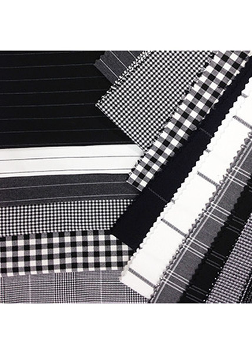 Multi color Polyester Blend . Woven & Knit fabric for fashion -