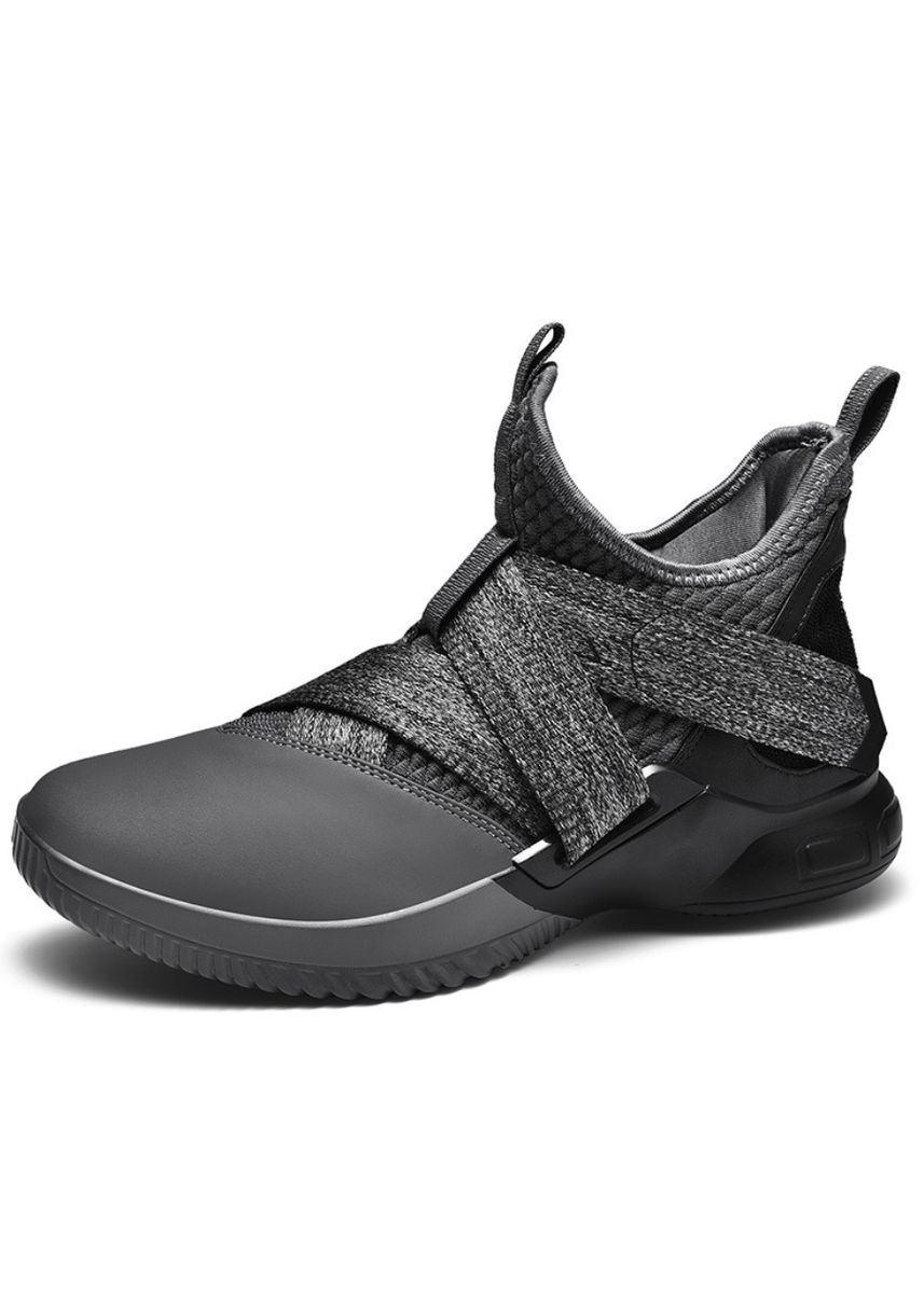 Grey color Sports Shoes . Sneakers Slip Resistant -