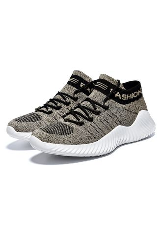 Sports Shoes . Socks breathable sports casual men's shoes -