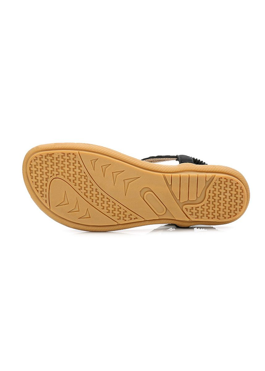 Black color Sandals and Slippers . Soft Sole  Comfortable Sandals -