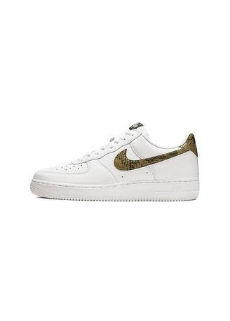 Sports Shoes . Nike Air Force 1 Low Retro PRM QS / AO1635-100 -