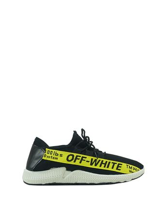 Casual Shoes . Dane and Dine Sneakers Man S0027 Black yellow -