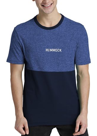 Biru Dongker color Kaus Oblong & Polo . Hummock - Tshirt Distro -H04B-TC 1055 -