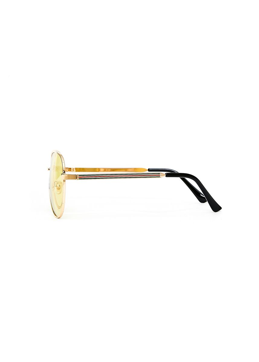 Yellow color Sunglasses . Atlas Apparel Oversized Tinted Sunglasses For Women -