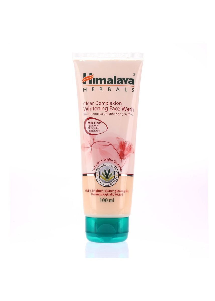 No Color color Face Wash . Himalaya Clear Complexion Whitening Face Wash Set Of 2 -