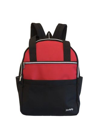 Red color Backpacks . Serendipity Women's Backpack -