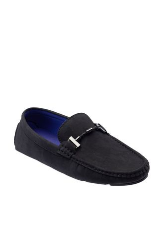 Casual Shoes . Antton & Co Flower - Buckle Loafer -