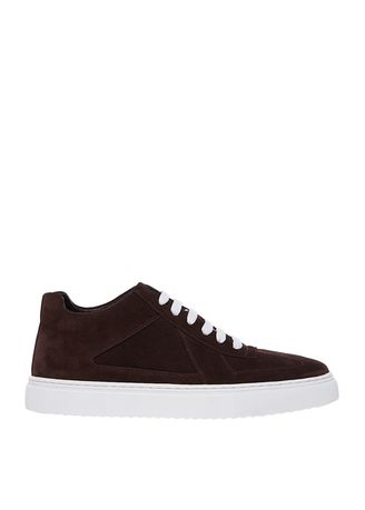 Casual Shoes . Minarno Porter Suede Sneakers -
