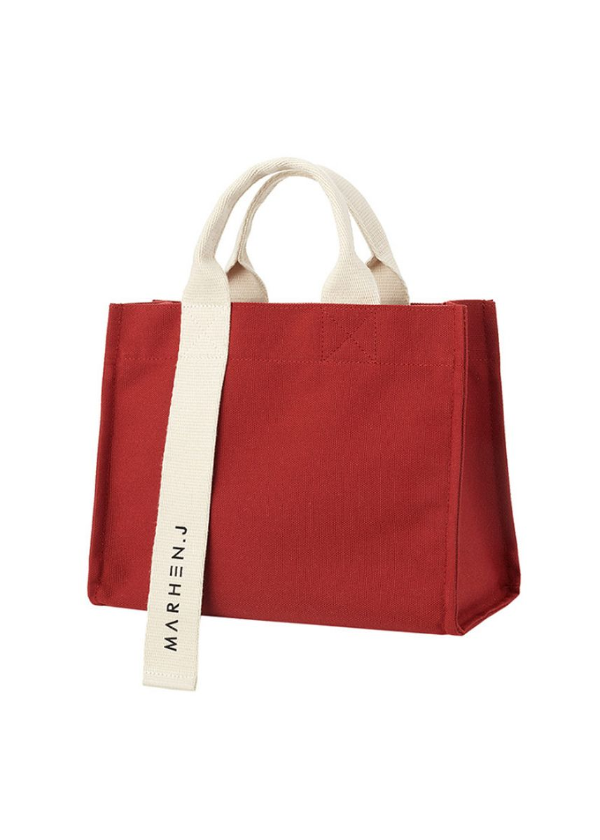 Red color Hand Bags . Marhen.J Rico Mini Bag (4 colors) -