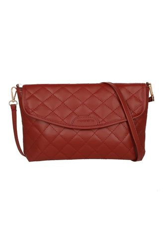Maroon color Sling Bags . MYNT By MAYONETTE Aiko Sling Bag -