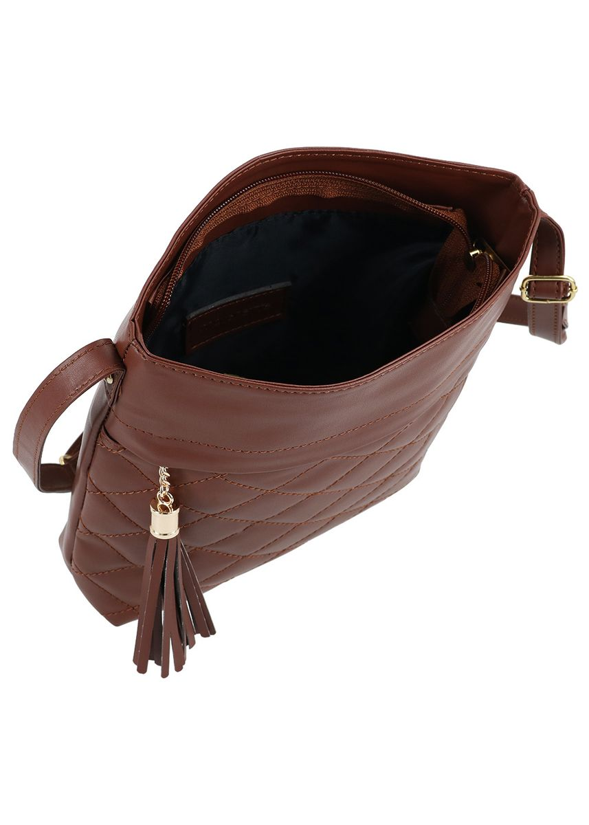 Tan color Sling Bags . MYNT By MAYONETTE Terri Sling Bag -