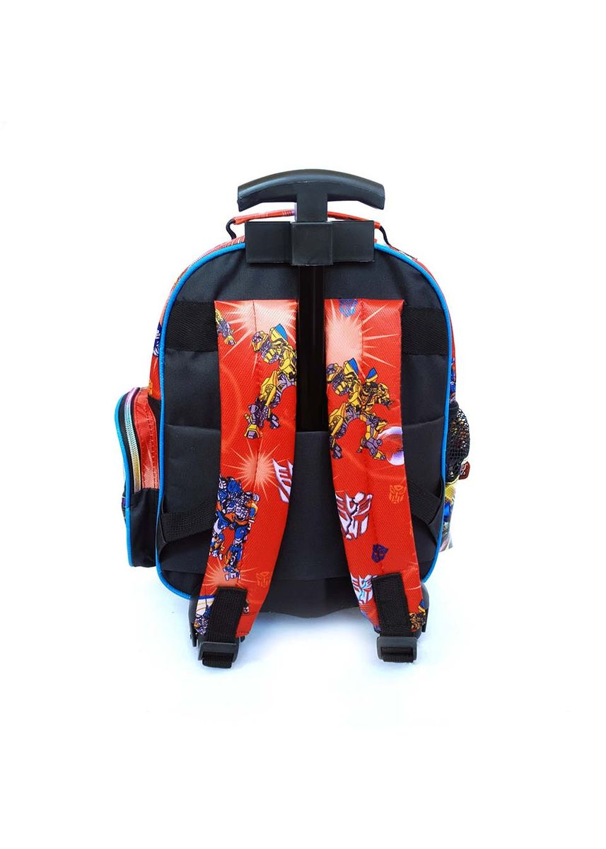 Red color Bags . Idolabags - Tas Ransel Trolly   -