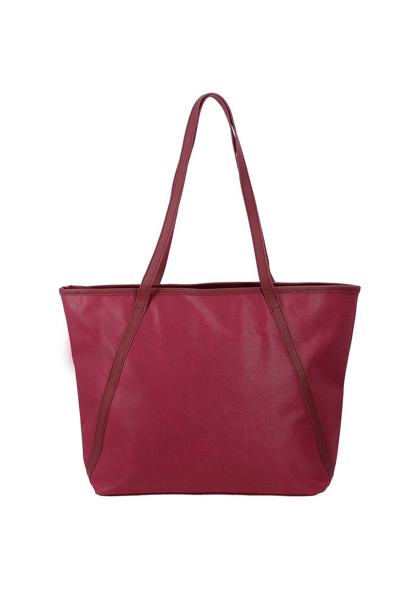 Maroon color Tote Bags . MYNT By MAYONETTE Komiki Tote Bag -