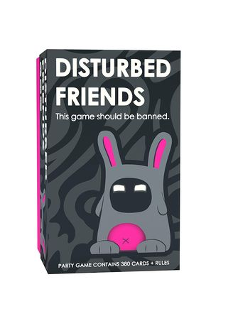 Multi color Toys . Toys World Disturbed Friends Card Game -