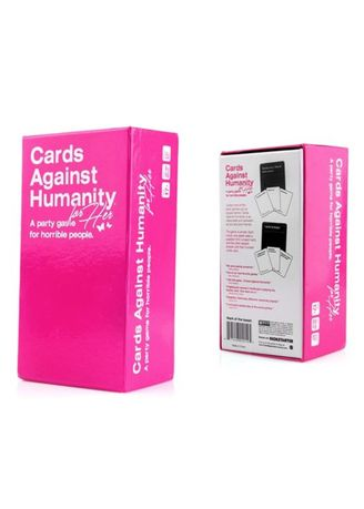 Multi color Toys . Toys World Cards Against Humanity For Her Card Game -