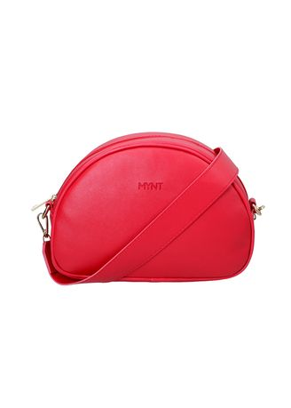 Red color Sling Bags . MYNT By Mayonette Mirta Sling Bag -