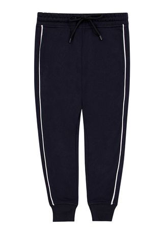 Navy color Bottoms . Giordano Junior's Jogger Pants -