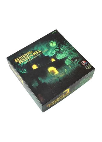 Multi color Toys . Toy's World Betrayal At House In The Hill Second Edition Board Game -