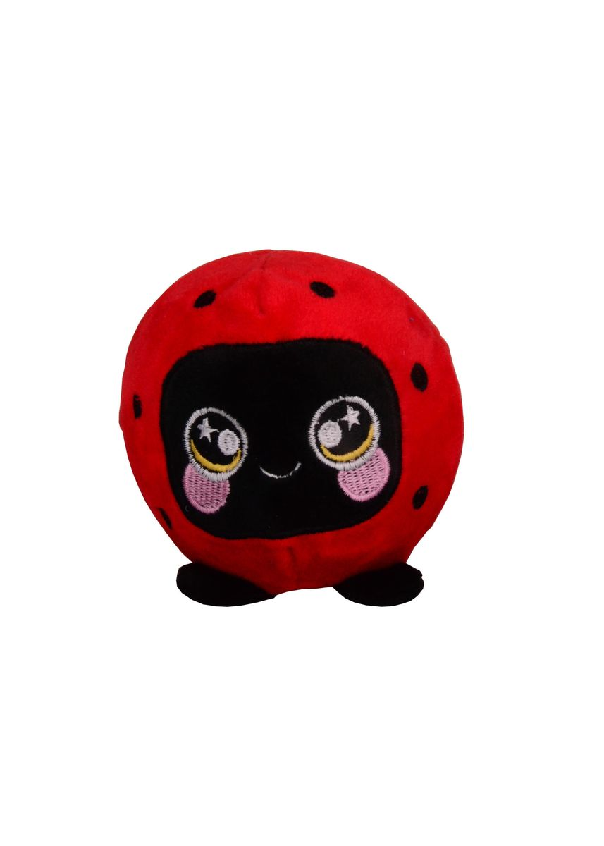 Multi color Toys . Toys World Squishamals Stress Ball Dolls Toy Red Lady Bug -