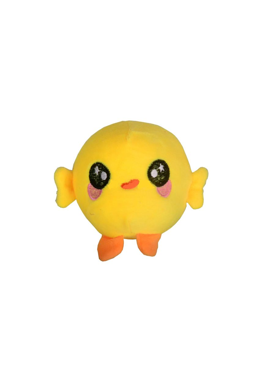 Multi color Toys . Toys World Squishamals Stress Ball Dolls Toy Yellow Chick -