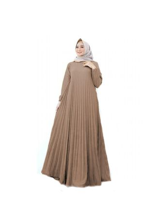 Beige color Dresses . Maxi Catrice -