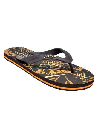 Sandals and Slippers . Carvil Sandal Pria Grunz M - Brown -