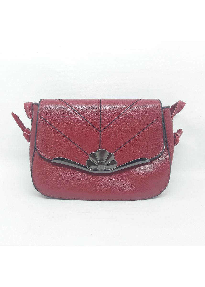 Maroon color Sling Bags . MYNT By Mayonette Flory Sling Bag -