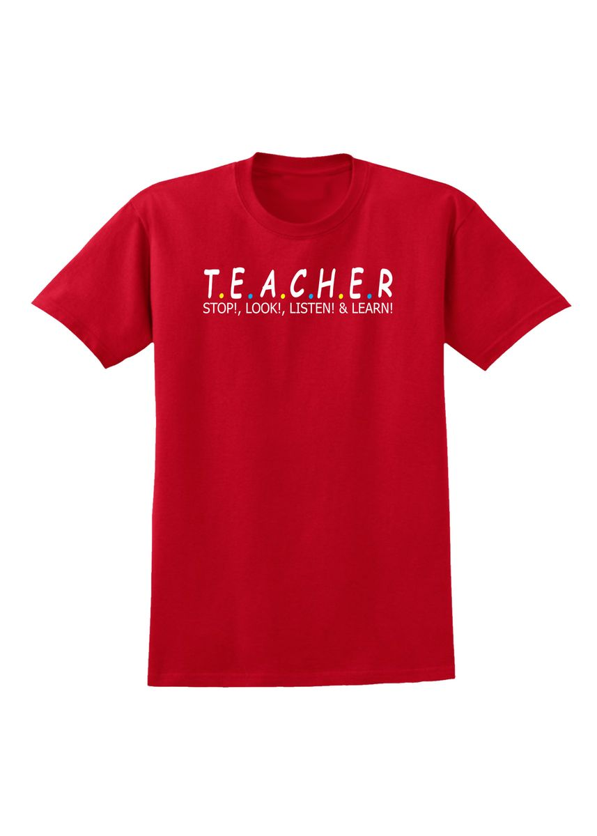 Red color T-Shirts and Polos . AC Prints Men's Printed T-Shirt -
