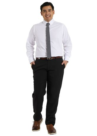 White color Formal Shirts . PROFILE By IDENTITY Executive Series Mens Corporate Long Sleeve White Shirt -