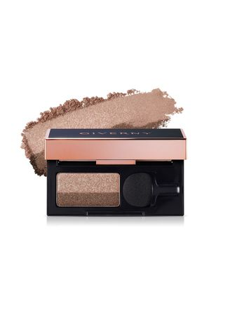 No Color color Eyes . Giverny Milchak One Shot Shadow #03 Litchi Almond -