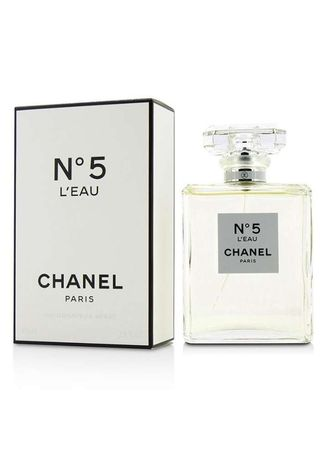 No Color color Fragrances . Chanel L Eau No.5 50ml -