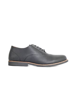 Black color Formal Shoes . Sepatu Formal Pria Dembble Black -