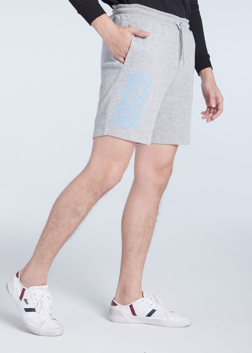 Grey color Shorts & 3/4ths . Official Disney Mickey and Friends 1928 Grey Short -