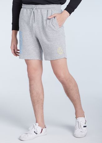 Shorts & 3/4ths . Official Disney Mickey and Friends 1928 Grey Short -