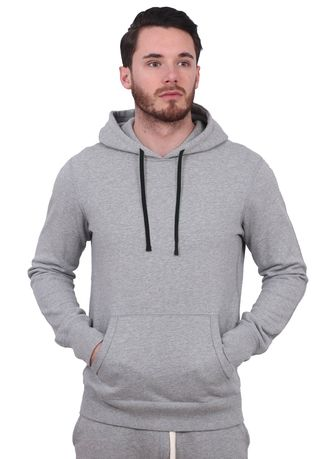 Grey color Jackets . COTTON GOODS JACKET HOODIE PRIA SUKHOI GREY PULLOVER HOODIE -