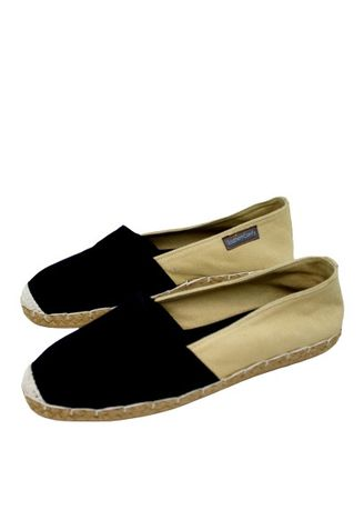 Multi color Casual Shoes . Southern Comfy Railay Two Toned Espadrille -