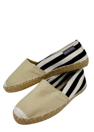 Casual Shoes . Southern Comfy Antrim Two Toned Espadrilles -
