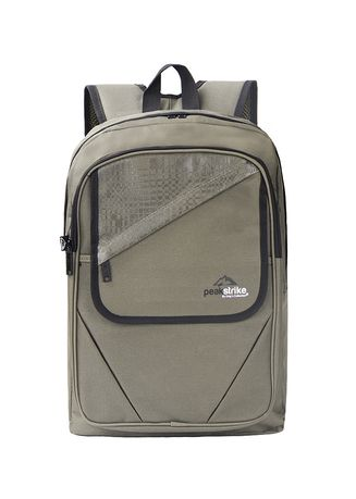 Green color Backpacks . Kings Bags And Cases กระเป๋าสะพายหลัง รุ่น Schooler -