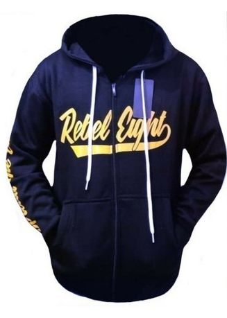 Blue color  . Brinka - Sweater Rebel Eight Id  -