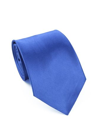 Blue color Ties . IDENTITY Men's Hand Made Woven Necktie -