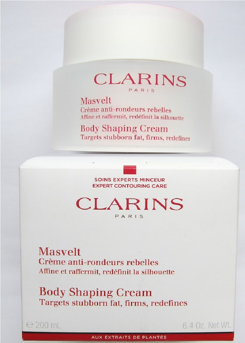 No Color color Enhancement & Treatments . Clarins Body Shaping Cream 200ml -